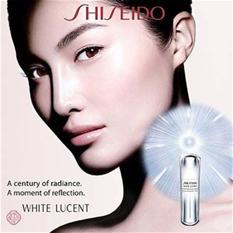 New For Shiseido Advertisements by Top Asian Models Sui He Height Age Parents