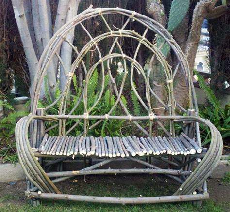 willow bench willow bench on behance