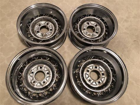 kelsey hayes  spoke wire wheels wheels  sale