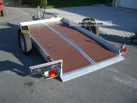 Or Trailer 2012 Voss Lowered Motorcycle Trailer Or Car Transporter 2012 Motortcycle Trailer Photo And Specs