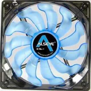 Alseye Fan Casing Windlight alseye cl 120b fan 12cm 1800rpfm 3pin fan computer led chassis fan cooling thermal system