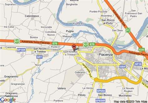 piacenza italy map map of inn piacenza plaisance