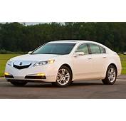 Refreshed 2012 Acura TL To Debut At Chicago Auto Show