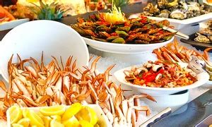 all you can eat seafood buffet for two people 129