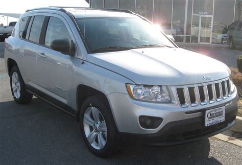 2011 Jeep Compass File 2011 Jeep Compass 02 17 2011 Jpg Wikimedia Commons