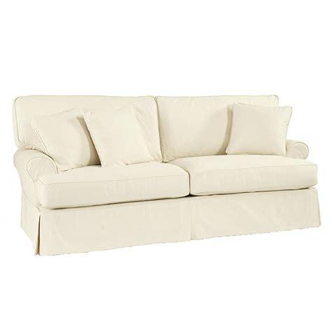 Davenport Sofa Slipcover Special Order Fabrics Ballard
