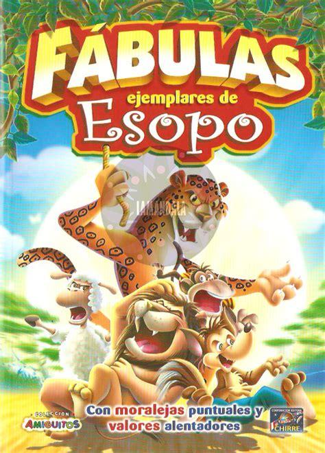 libro fabulas de esopo libro f 225 bulas ejemplares de esopo lamandala rancagua