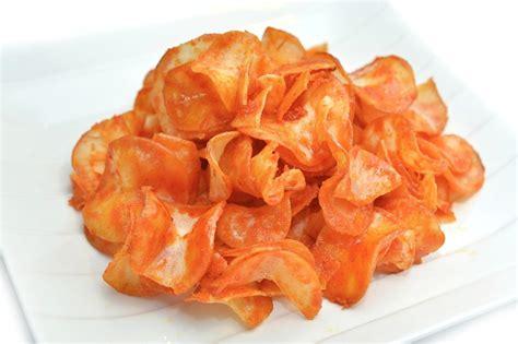 Kripik Singkong Zuper Pedas Murah jual beli keripik singkong pedas manis baru cemilan dan