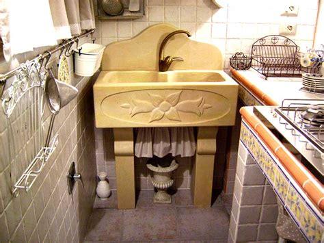 cucine con lavello ad angolo cucina in muratura con lavello ad angolo la pietra taurina
