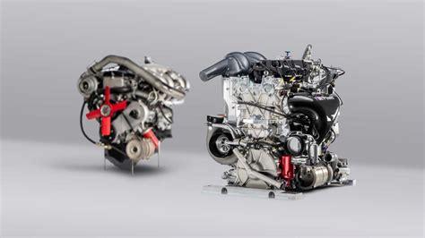 bmw compares  dtms engine   tis