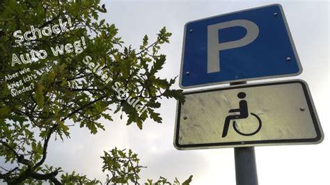 Auto Abgeschleppt Was Tun by Abgeschleppt Behindertenparkplatz Beitragsbild