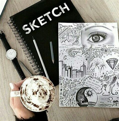sketchbook ideas sketchbook drawing ideas sketchbook ideas image 4259666 by bobbym on favim
