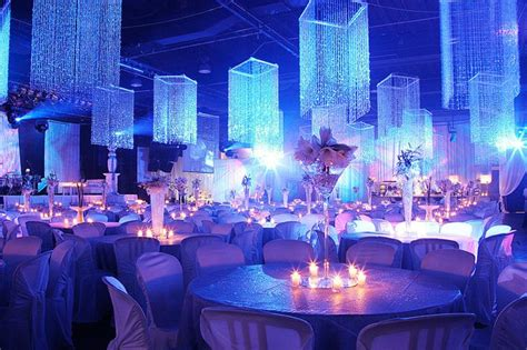 Best Themed Events | fire and ice party corporate event design pinterest