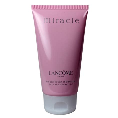 Lancome Miracle Shower Gel miracle by lancome for bath shower gel 5 oz new