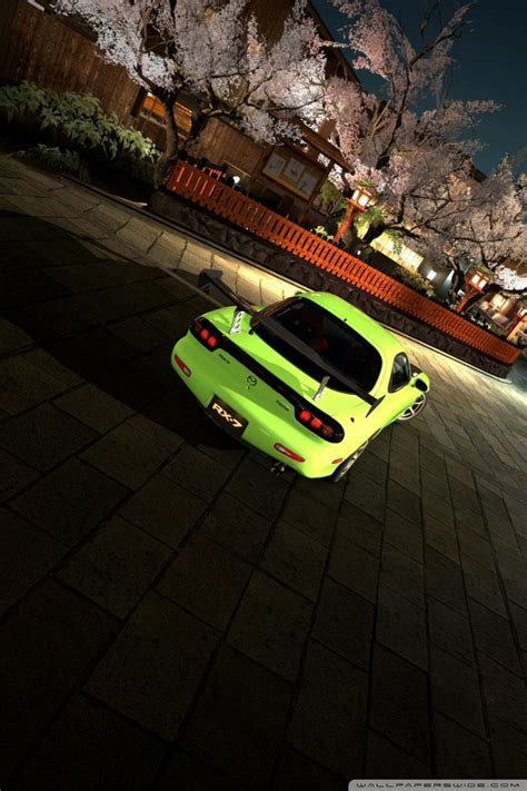 mazda rx7 wallpaper for iphone image 148 mazda rx7 veilside fortune body kit image 252
