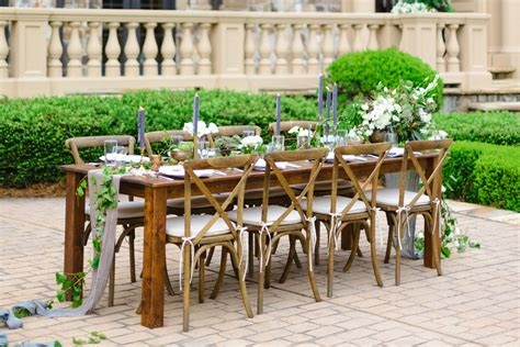 event tables and chairs choosing the right type of tables and chairs for your