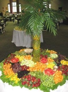 1000 ideas about fruit tables pineapple tree fruit table ideas