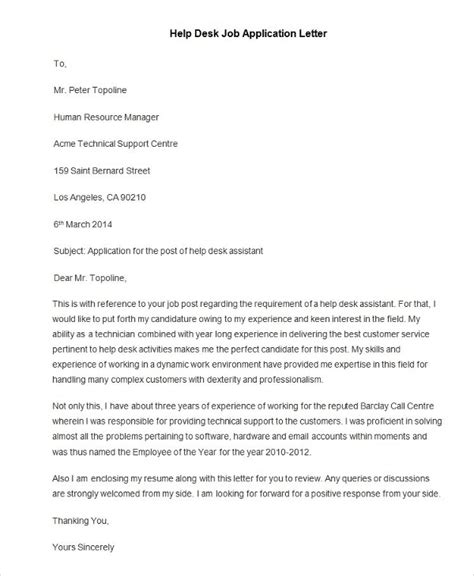 Sle Cover Letter For Funding Application by Application Letter Format Sle 28 Images Business