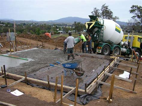 Garage Foundation Cost Estimator by Garage Slabs Concrete