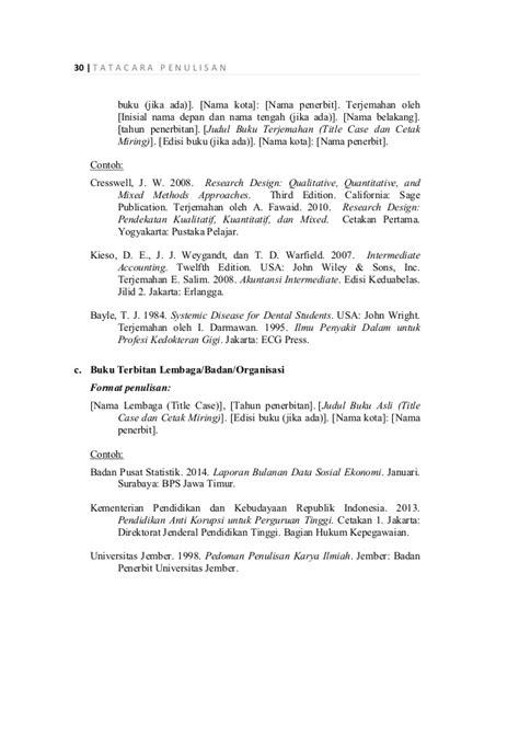Research Design Edisi 3 Pendekatan Kualitatif Kuantitatif Dan Mixed pedoman penulisan karya ilmiah