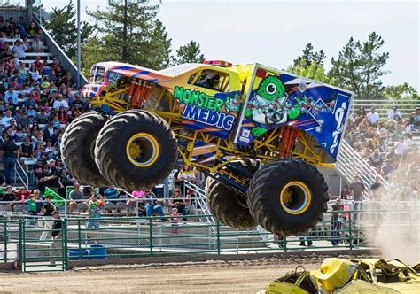 la county fair monster truck show monster truck show ready to rev up the thrills jackson