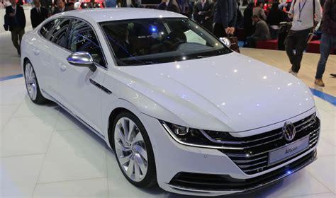 Vw 2019 Arteon by 2019 Volkswagen Arteon Autoloud Automotive