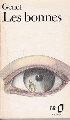 les bonnes folio 2070370607 les bonnes j genet 1947 illustration de laurent parienty pour la collection folio las