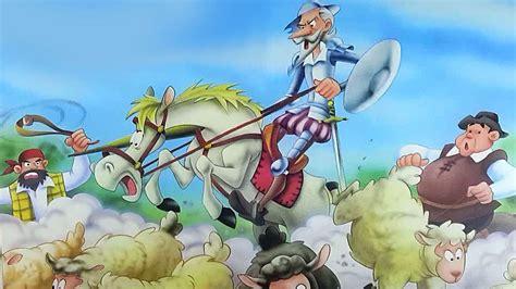 la aventura de los don quijote de la mancha la aventura de los reba 241 os youtube
