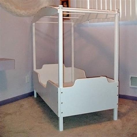Toddler Bed With Canopy Canopy Toddler Bed Toddler Beds At Hayneedle