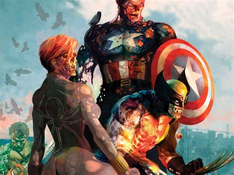 captain america vs wolverine wallpaper undead comics captain america wolverine zombies marvel