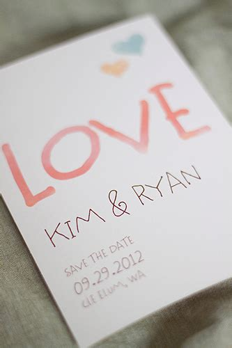 Etsy Not Handmade - handmade not homemade wedding invitations on a budget