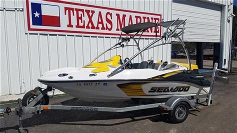 sea doo boats houston sea doo boats for sale in texas united states boats