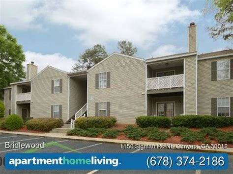 bridlewood apartments conyers ga apartments