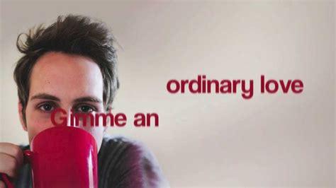 ben rector ordinary ben rector ordinary lyric