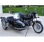 Scotty McLaughlins 1980 R65 With Steib Sidecar