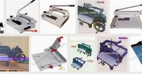 Pemotong Kartu Nama Manual harga mesin pemotong kertas murah terbaru 2016