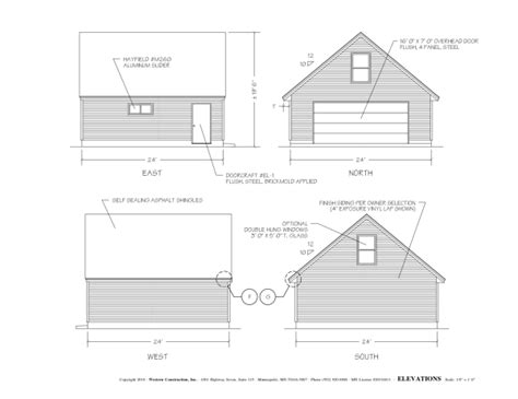 plans for building a garage diy garage