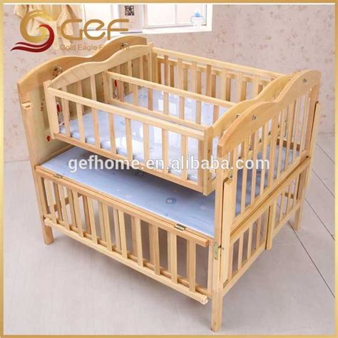 baby beds for twins twins babies wooden crib baby cot bed for twins gef bb 110