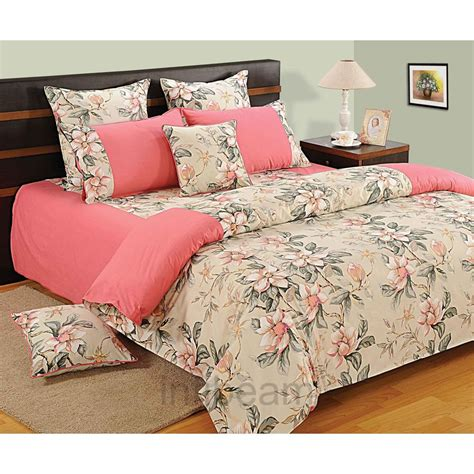 victorian comforter set victorian bliss comforter n bed sheet set price in india