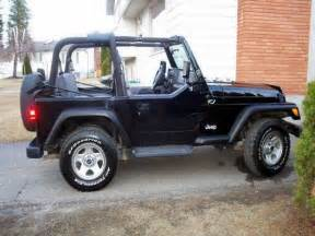 jeep wrangler tj technical details history photos on