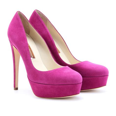 Platform Pumps 50 trendy platform pumps for you