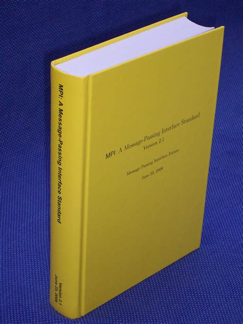 one books mpi documents