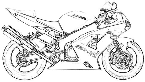 coloring page for the mouse and the motorcycle coloring page for the mouse and the motorcycle kids