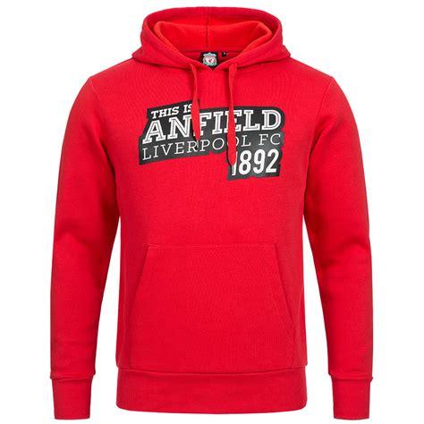 Hoodie Jumper Liverpool 3 liverpool fc majestic jacket track jacket hoodie sweat the reds lfc s m l xl 2xl ebay