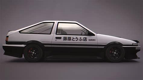 Toyota Trueno Ae86 Toyota Corolla Ae86 Trueno By Bfg 9krc On Deviantart