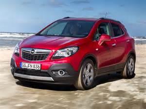 Opel Mokka 4x4 Opel Mokka Turbo 4x4 Imagegallery