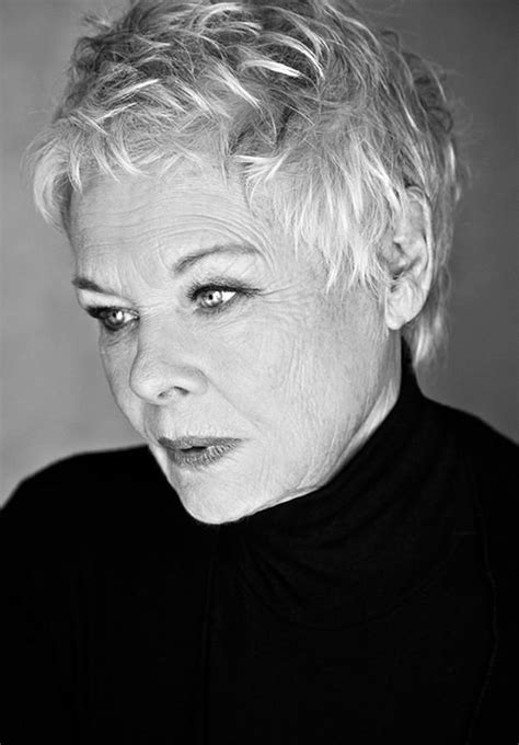 how to cut hair like judy dench 148 best judi dench images on pinterest judi dench hair
