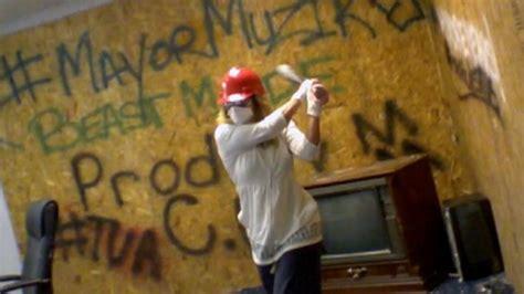 anger room nyc anger room all the rage abc news