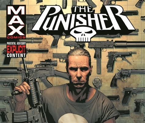 libro punisher max by garth punisher max by garth ennis vol 1 hardcover comic books comics marvel com