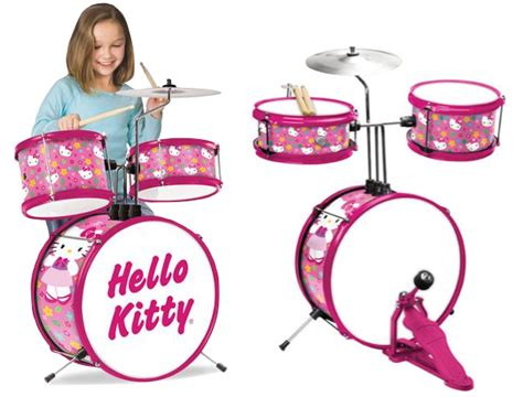 Free Drum Sets Giveaway - hot 39 reg 130 hello kitty drum set free store pickup free stuff finder